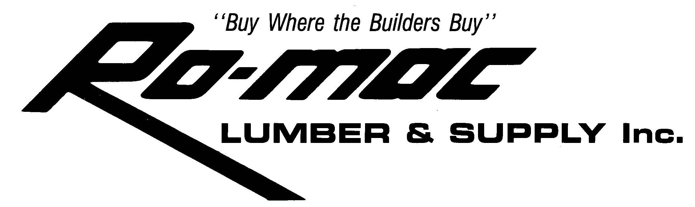 Ro-mac Lumber and Supply Inc.