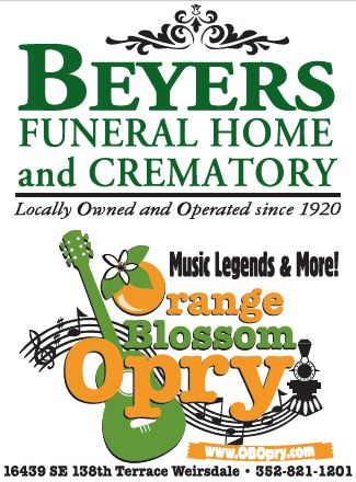 Beyers Funeral Home/ Orange Blossom Opry