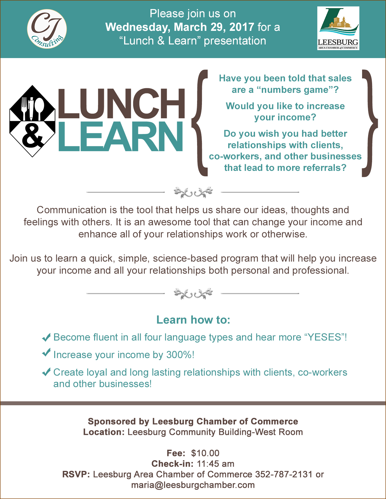 Chamber of Lunch & Learn Flyer_updated